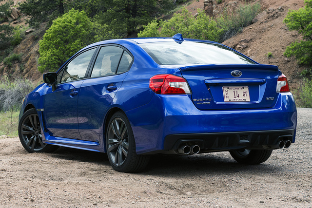 Impreza Review Car And Driver