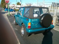 Picture of 1993 Suzuki Sidekick 2 Dr JX 4WD Convertible, exterior