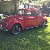 1962 Volkswagen Beetle Picture Gallery