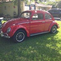 1962 Volkswagen Beetle Picture Gallery