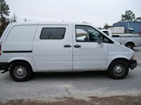1997 Ford Aerostar Overview