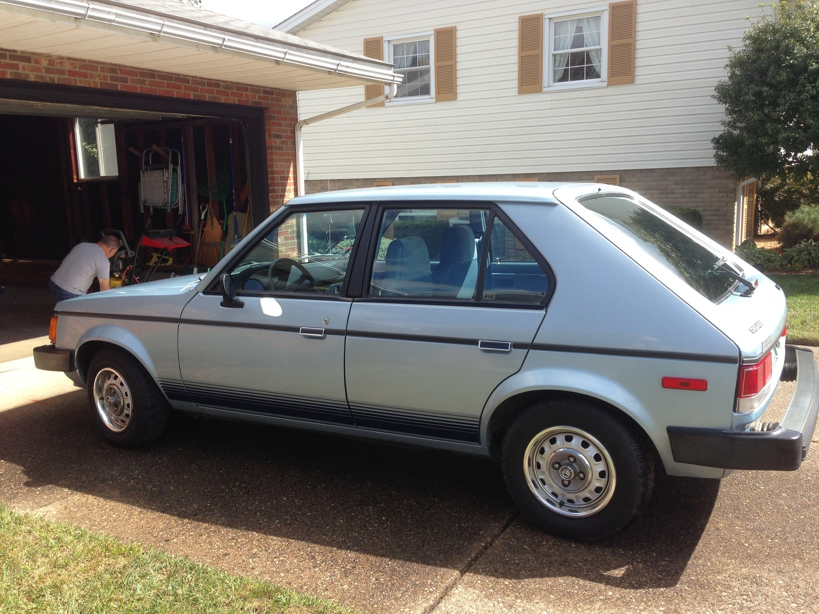 Dodge Omni Pic X on 1987 Dodge Dakota
