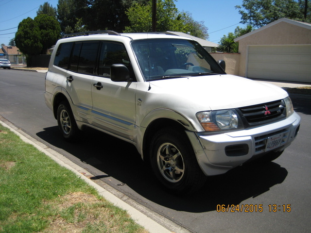 Picture of 2001 Mitsubishi Montero Limited 4WD