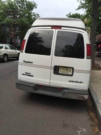 Picture of 2001 Chevrolet Express G1500 LS Passenger Van