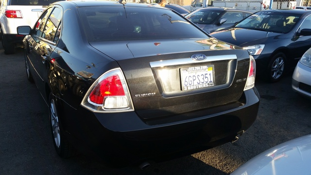 Picture of 2009 Ford Fusion