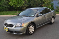 Picture of 2010 Mitsubishi Galant SE, exterior, gallery_worthy