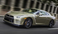 Nissan GT-R Overview