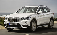 2016 BMW X1 Picture Gallery