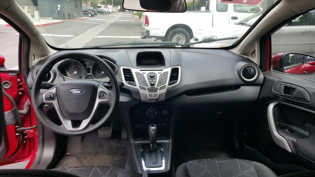Ford Fiesta 2011 Hatchback