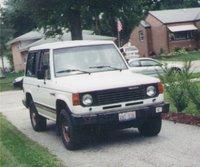 Picture of 1987 Mitsubishi Montero Sport 4WD, exterior