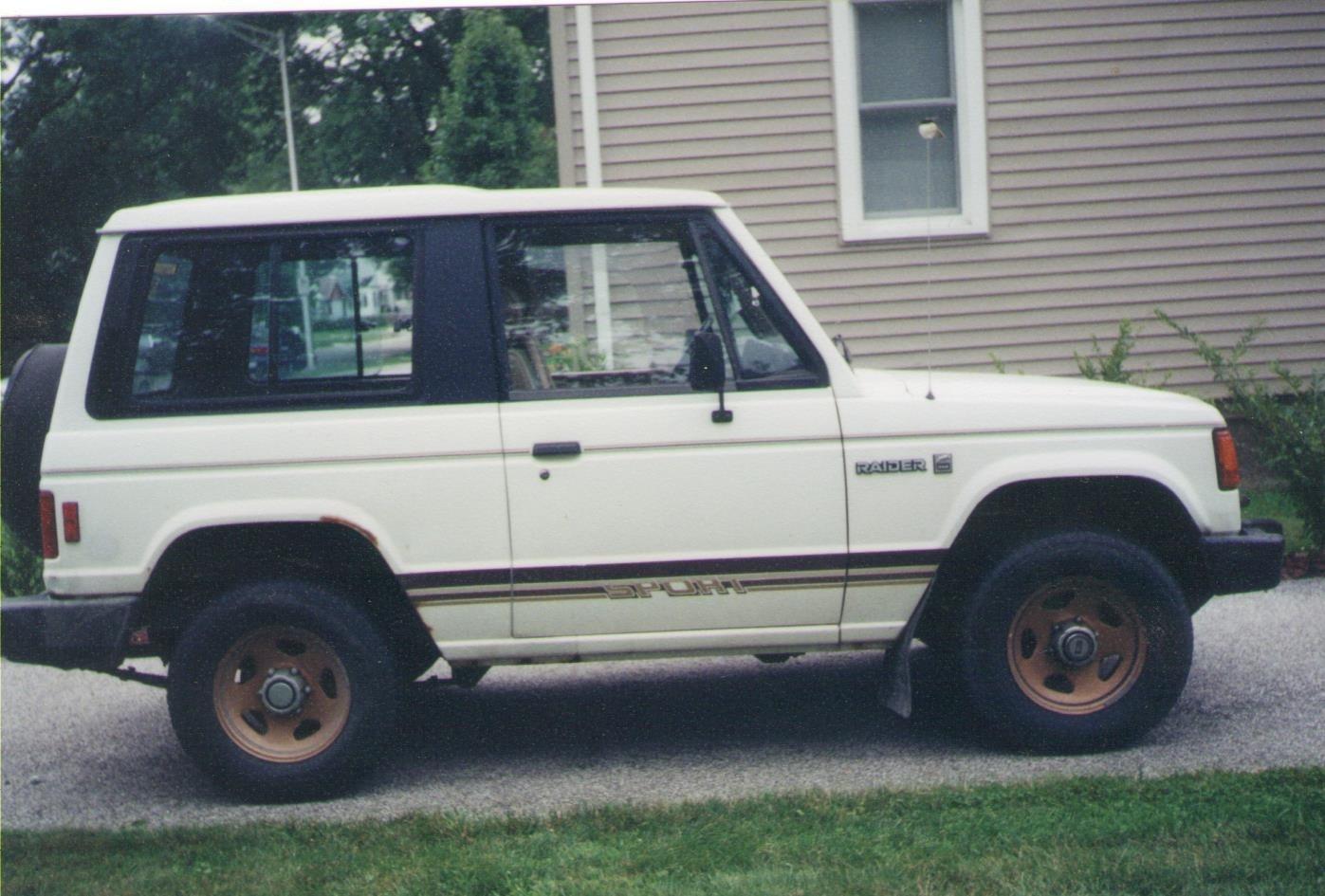 1987 Dodge Raider - Overview - CarGurus