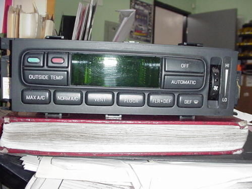 Lincoln Town Car Questions I Need Part 1w1z19980a For My 1998 Rhcargurus: 1988 Lincoln Town Car Radio Problems At Elf-jo.com