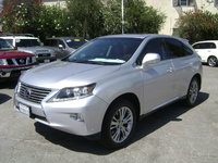 Picture of 2013 Lexus RX 450h Base, exterior