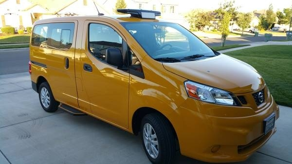 2014 Nissan Nv200 Overview Cargurus