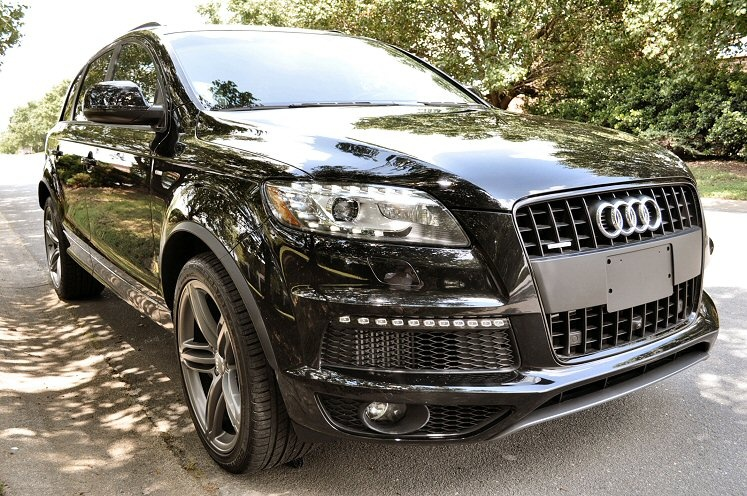picture of 2014 audi q7 3 0 quattro tdi prestige. Cars Review. Best American Auto & Cars Review