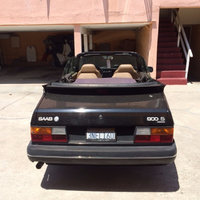 Picture of 1992 Saab 900 2 Dr S Convertible, exterior, gallery_worthy