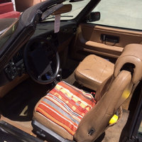 Picture of 1992 Saab 900 2 Dr S Convertible, interior, gallery_worthy