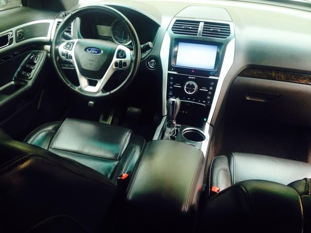 2013 Ford Explorer Pictures Cargurus
