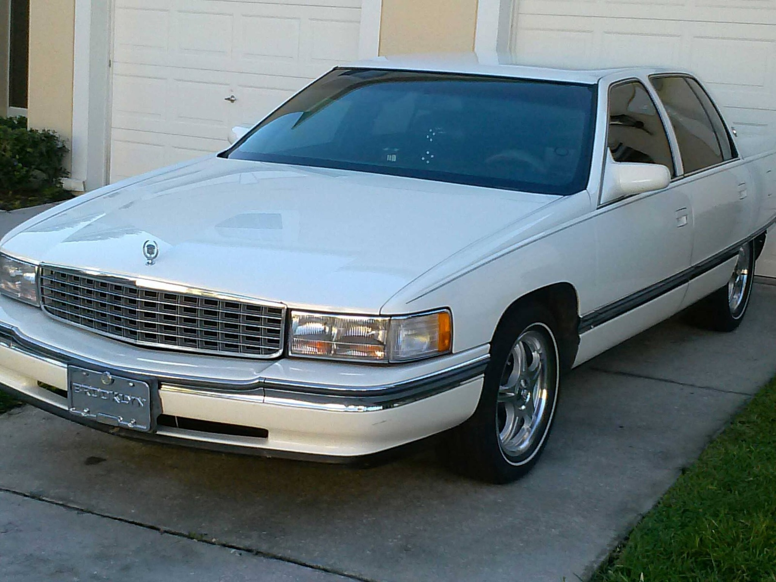 Cadillac DeVille Questions - I have a 96 caddy deville ..my horn and