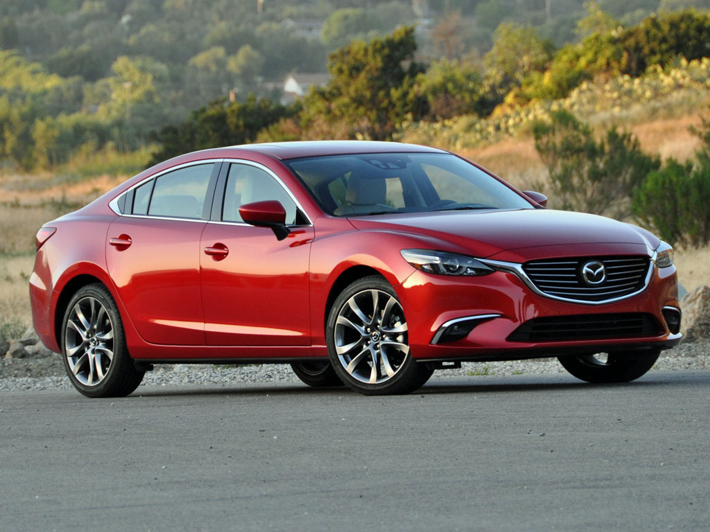 2016 Mazda Mazda6 Test Drive Review Cargurus