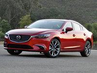 2016 Mazda Mazda6 i Grand Touring Soul Red