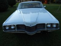 1970 Ford Thunderbird Overview