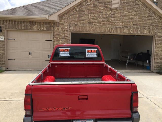 Picture of 1992 GMC Sonoma 2 Dr GT Standard Cab SB