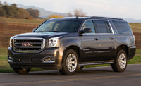2016 GMC Yukon XL, Front-quarter view, exterior, manufacturer, gallery_worthy