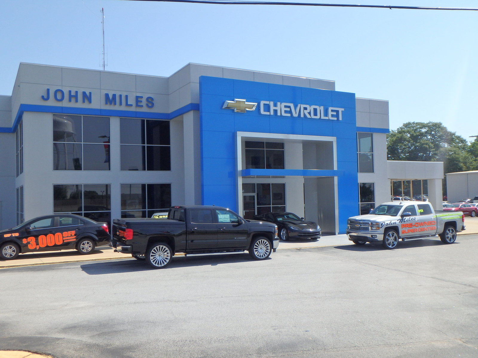John Miles Chevrolet Buick GMC   Conyers, GA: Read Consumer Reviews, Browse  Used And New Cars For Sale