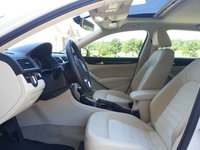Picture of 2015 Volkswagen Passat TDI SEL Premium, interior, gallery_worthy