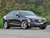 2015 Cadillac ATS 2.0T Premium, exterior