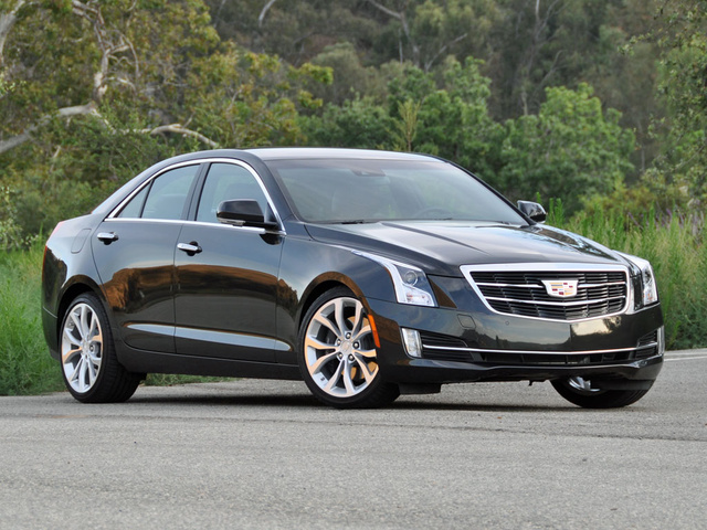 Cadillac 2.0 T >> 2015 Cadillac Ats Overview Cargurus