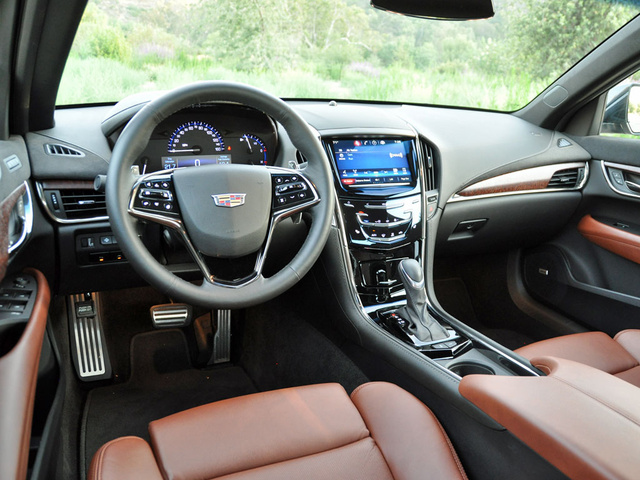 2015 Cadillac Ats Overview Cargurus