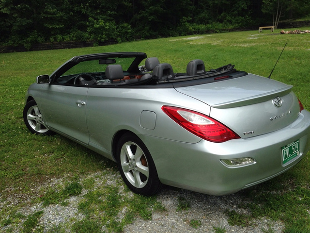 2007 toyota camry solara pictures cargurus. Black Bedroom Furniture Sets. Home Design Ideas