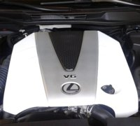 Picture of 2010 Lexus IS 350 RWD, engine, gallery_worthy