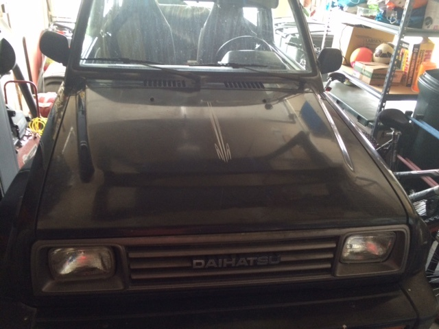 Picture of 1990 Daihatsu Rocky