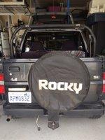 1990 Daihatsu Rocky Overview