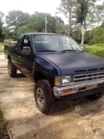 Picture of 1991 Nissan Truck SE V6 4WD Extended Cab SB, exterior