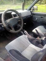Picture of 1991 Nissan Truck SE V6 4WD Extended Cab SB, interior