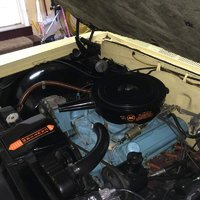 Picture of 1963 Pontiac Bonneville, engine