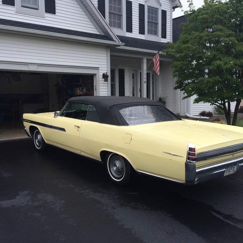 1965 Buick Lesabre For Sale 1950645: 1963 Pontiac Bonneville