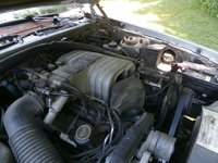 Picture of 1987 Mercury Cougar, engine
