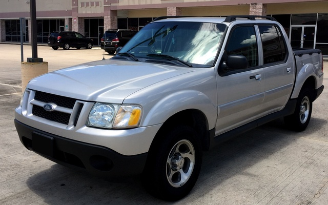 2004 ford explorer sport trac overview cargurus. Cars Review. Best American Auto & Cars Review