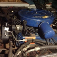 Picture of 1974 Ford Thunderbird, engine, gallery_worthy