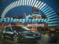 Allegheny Motors logo
