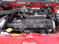 Picture of 1986 Honda Civic Base, engine
