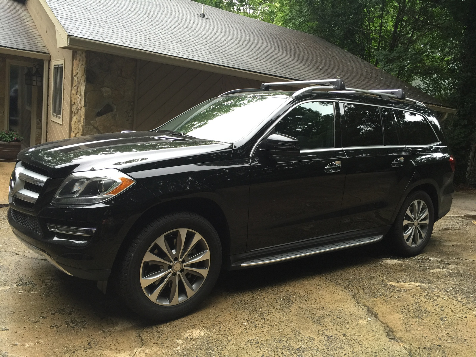 picture of 2015 mercedes benz gl class gl350 bluetec