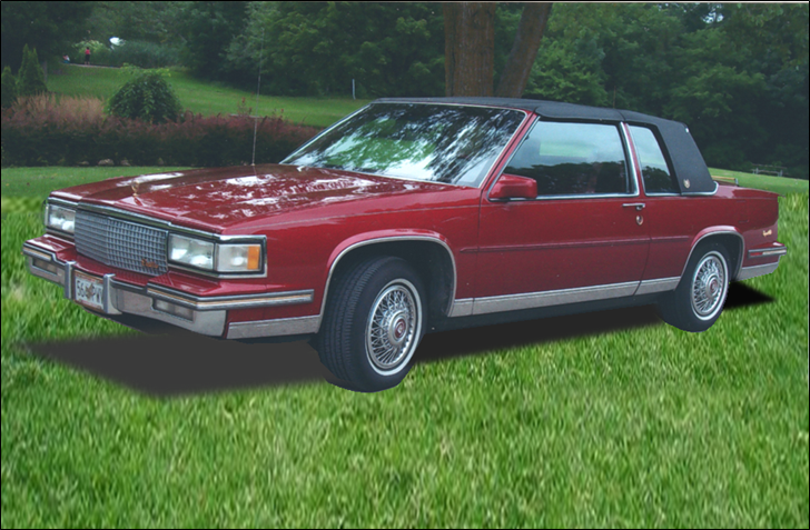 Cadillac DeVille Questions - how realible is the 1988 cadillac sedan