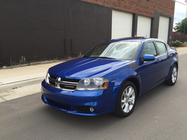 picture of 2013 dodge avenger r t exterior. Cars Review. Best American Auto & Cars Review