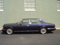 1991 Rolls-Royce Silver Spur Overview